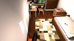 Raumgestaltung Mein Zimmer in der Kategorie Kinderzimmer