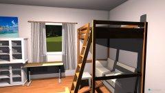 Raumgestaltung Melissa´s zimmer in der Kategorie Kinderzimmer