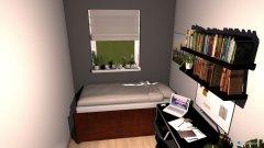 Raumgestaltung Melsas Zimmer 2 in der Kategorie Kinderzimmer
