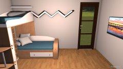 Raumgestaltung mendelsoft in der Kategorie Kinderzimmer