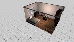 Raumgestaltung Merits Zimmer in der Kategorie Kinderzimmer