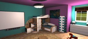 Raumgestaltung mia8 in der Kategorie Kinderzimmer