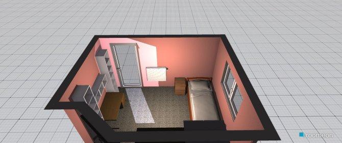 Raumgestaltung Michelle in der Kategorie Kinderzimmer