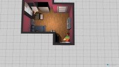 Raumgestaltung Milena in der Kategorie Kinderzimmer