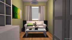 Raumgestaltung Minas Zimmer in der Kategorie Kinderzimmer
