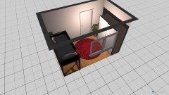 Raumgestaltung Mira Zimmer in der Kategorie Kinderzimmer