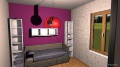 Raumgestaltung Mira2 in der Kategorie Kinderzimmer