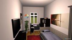 Raumgestaltung Misha Zimmer Vorschlag 2 in der Kategorie Kinderzimmer
