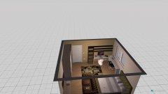 Raumgestaltung Mislav's room in der Kategorie Kinderzimmer
