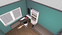 Raumgestaltung Mo's Zimmer in der Kategorie Kinderzimmer