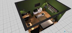 Raumgestaltung MyRoom in der Kategorie Kinderzimmer