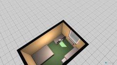 Raumgestaltung Nathans Zimmer in der Kategorie Kinderzimmer