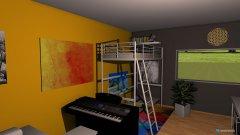 Raumgestaltung NAWI Projekt in der Kategorie Kinderzimmer