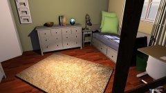 Raumgestaltung Nela in der Kategorie Kinderzimmer