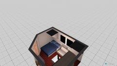 Raumgestaltung Netti 2 in der Kategorie Kinderzimmer