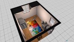Raumgestaltung Neue Wohnung Kinderzimmer in der Kategorie Kinderzimmer