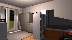 Raumgestaltung Neues Kinderzimmer in der Kategorie Kinderzimmer