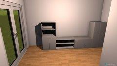 Raumgestaltung Niilos Zimmer in der Kategorie Kinderzimmer