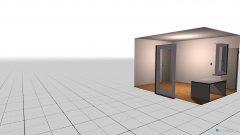 Raumgestaltung Niklas Zimmer in der Kategorie Kinderzimmer