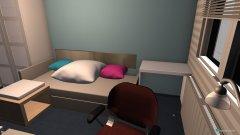 Raumgestaltung niklas4 in der Kategorie Kinderzimmer