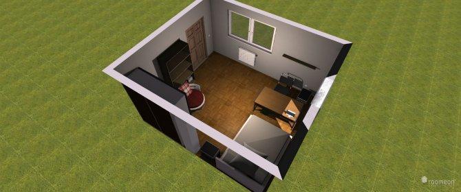 Raumgestaltung Nils Zimmer in der Kategorie Kinderzimmer