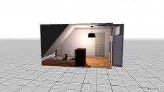 Raumgestaltung Oles Zimmer in der Kategorie Kinderzimmer