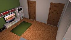Raumgestaltung Pascal Zimmer in der Kategorie Kinderzimmer