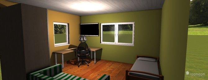 Raumgestaltung Paul 2 in der Kategorie Kinderzimmer