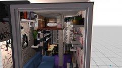 Raumgestaltung Paulas Raum in der Kategorie Kinderzimmer
