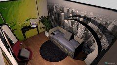 Raumgestaltung paulina  in der Kategorie Kinderzimmer