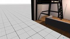Raumgestaltung Piet sein Zimmer in der Kategorie Kinderzimmer