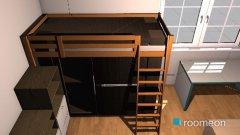 Raumgestaltung Piet Zimmer in der Kategorie Kinderzimmer