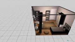 Raumgestaltung Plan 1 in der Kategorie Kinderzimmer