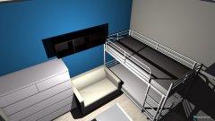 Raumgestaltung Pokój chopcy :v in der Kategorie Kinderzimmer