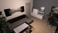 Raumgestaltung Pokoj č.1 in der Kategorie Kinderzimmer