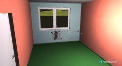 Raumgestaltung pokoj in der Kategorie Kinderzimmer