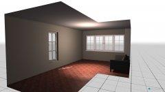 Raumgestaltung Porch conversion in der Kategorie Kinderzimmer