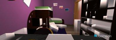 Raumgestaltung proekt za jili6tno prostranstvo in der Kategorie Kinderzimmer