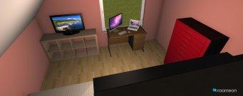 Raumgestaltung Quark in der Kategorie Kinderzimmer