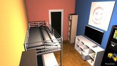 Raumgestaltung Ralphs Anordnung in der Kategorie Kinderzimmer