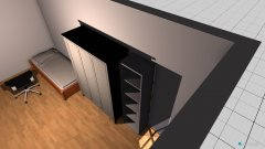 Raumgestaltung Raum 3 in der Kategorie Kinderzimmer