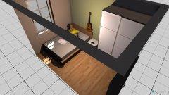 Raumgestaltung Raum deininger weg in der Kategorie Kinderzimmer