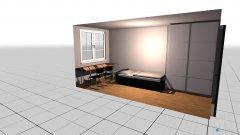 Raumgestaltung Raum Standard in der Kategorie Kinderzimmer