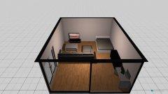 Raumgestaltung Raum in der Kategorie Kinderzimmer