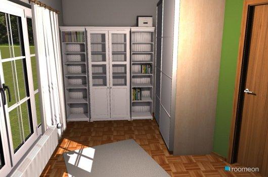 Raumgestaltung Rebecca2 in der Kategorie Kinderzimmer