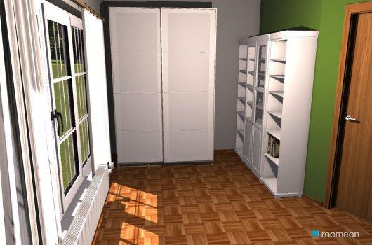 Raumgestaltung Rebecca3 in der Kategorie Kinderzimmer