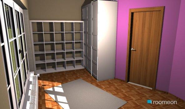 Raumgestaltung Rebecca in der Kategorie Kinderzimmer