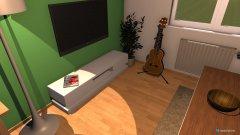 Raumgestaltung Richi-Zimmer-Grundriss in der Kategorie Kinderzimmer