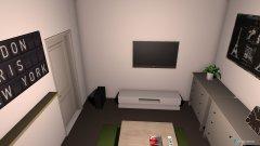 Raumgestaltung Richi-Zimmer2 in der Kategorie Kinderzimmer