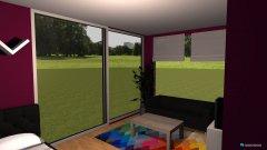 Raumgestaltung Rilana Kinderzimmer in der Kategorie Kinderzimmer